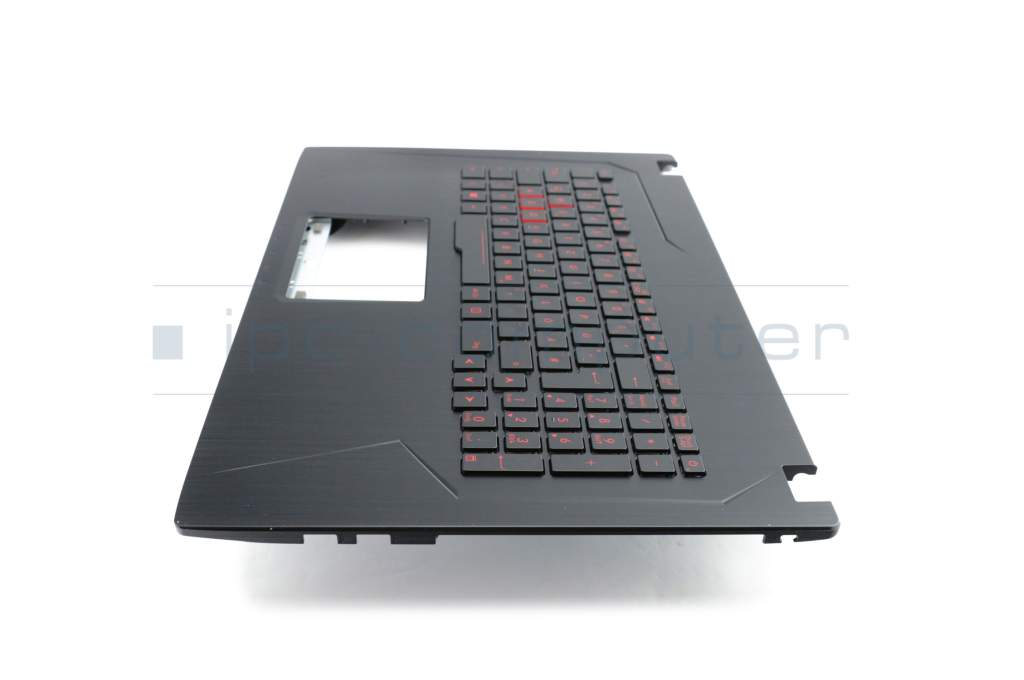 New For Asus ROG G501VW Keyboard German Deutsch Tastatur Red backlit