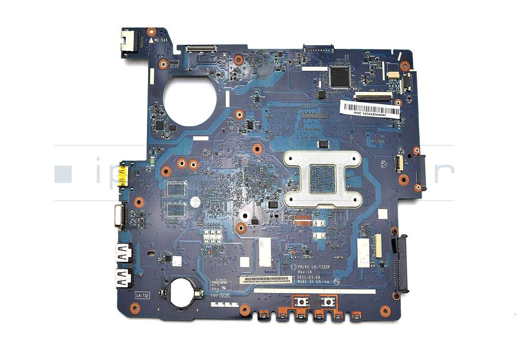 Asus K40AC Notebook Camera Windows 7 64-BIT