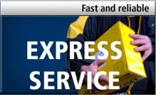 Express Service - Fast and reliable