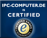 ipc-computer.de is Trusted Shop certified